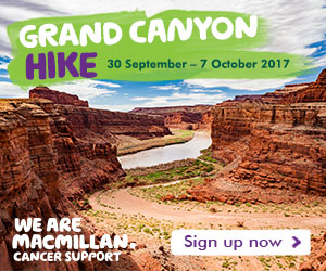Macmillan Grand Canyon Hike