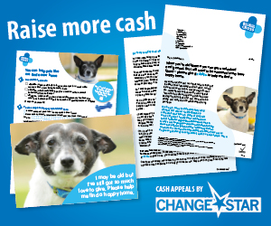 Charity cash appeals
